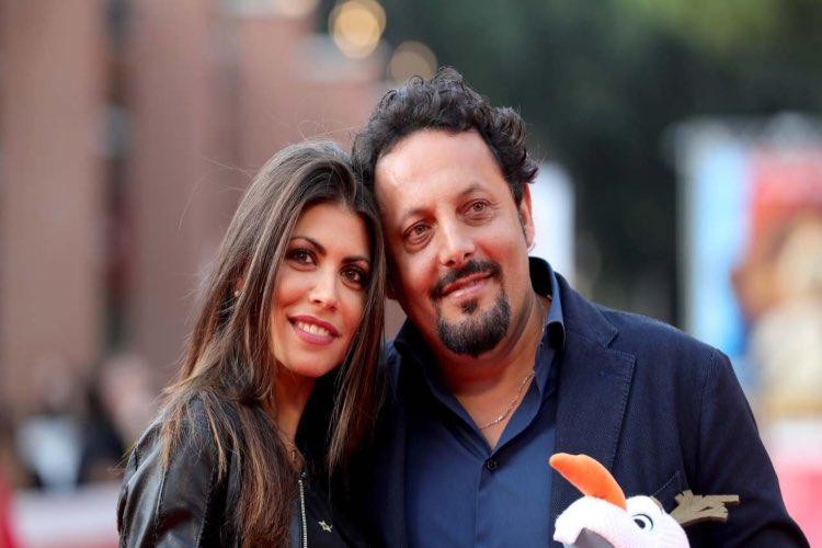 Enrico Brignano e Flora Canto