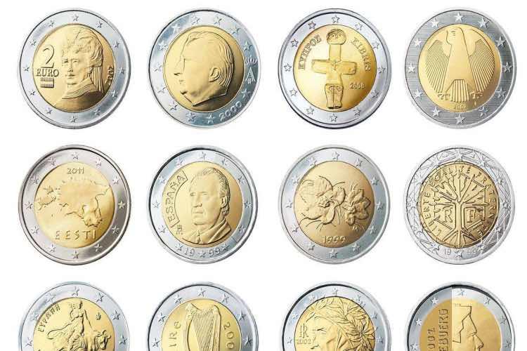 Moneta 2€