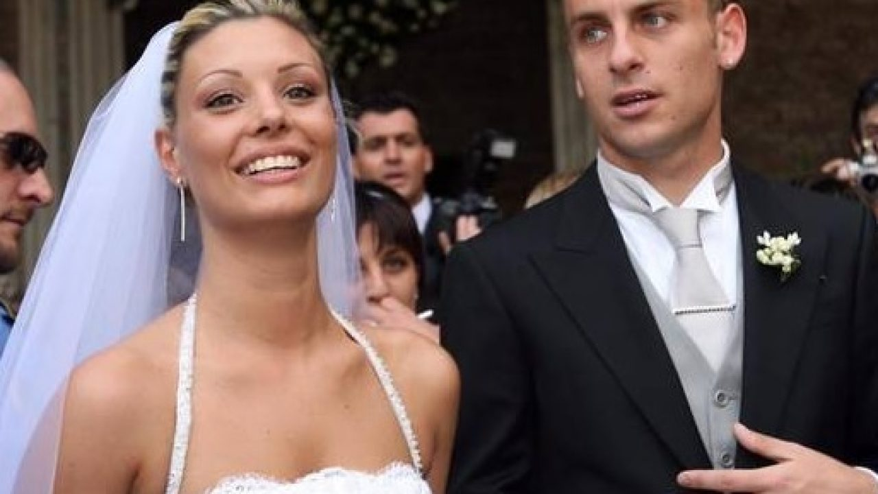 Daniele De Rossi e Tamara Pisnoli