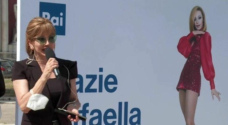 Raffaella Carrà morte inidizio