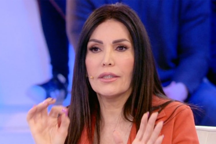 Giulia Salemi fariba Tehrani