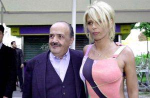 Maria e Maurizio conduttrice da giovane