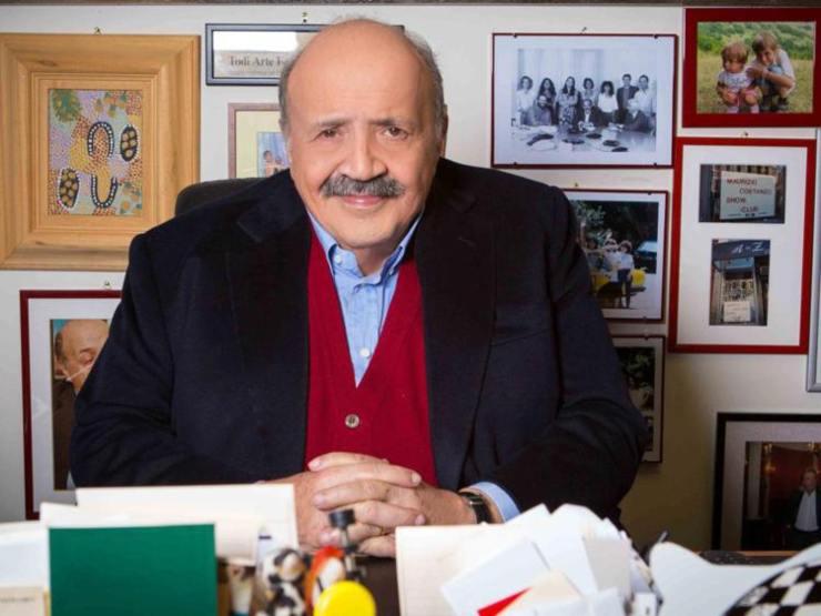 Maurizio Costanzo dichiara la sua malattia