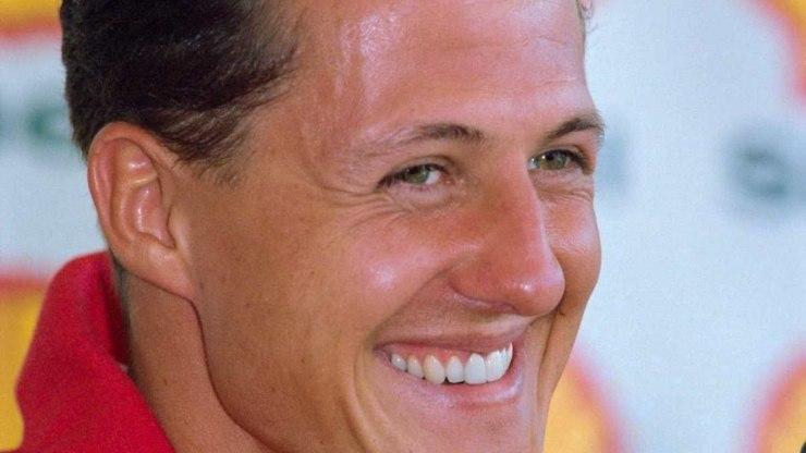 Michael Schumacher notizia bomba film