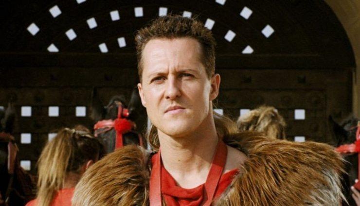 Michael Schumacher film notizia