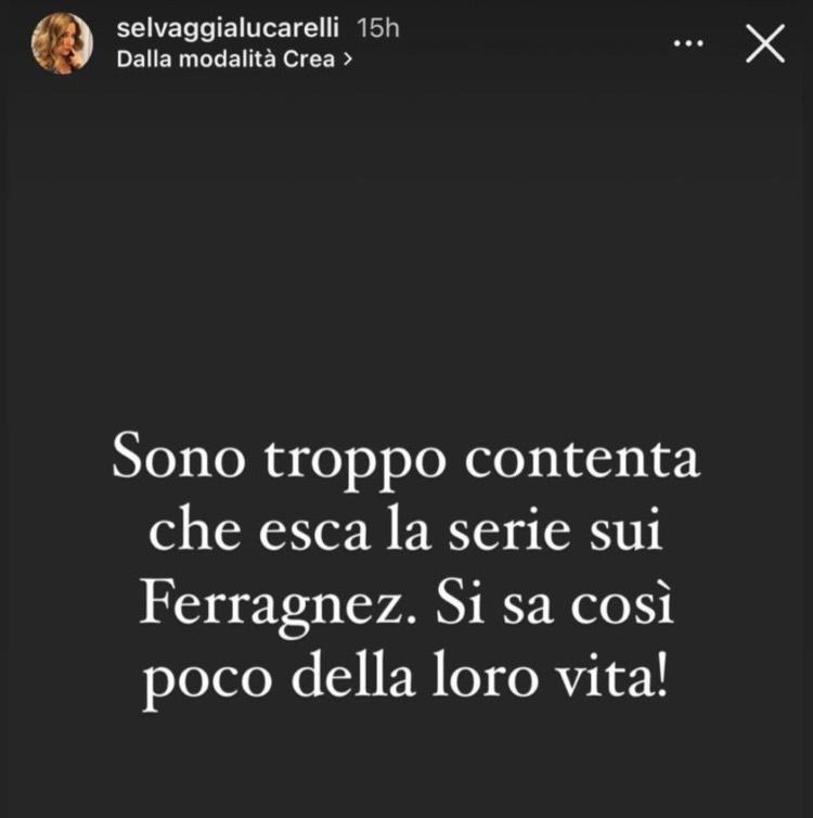 Selvaggia Lucarelli Ferragnez