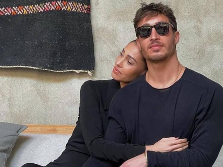 Antonino Spinalbese & Belen Rodriguez in crisi