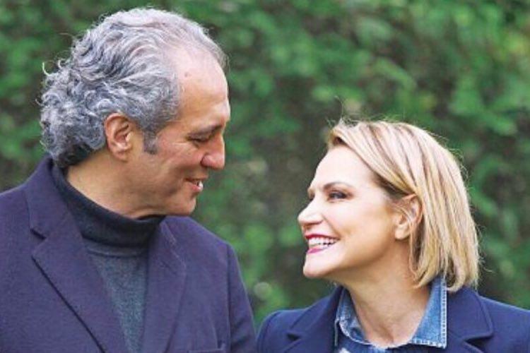 Simona ventura Giovanni terzi